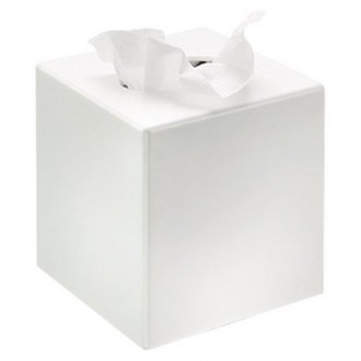 Dispensador De Pañuelos De Papel Cosmetic Cube